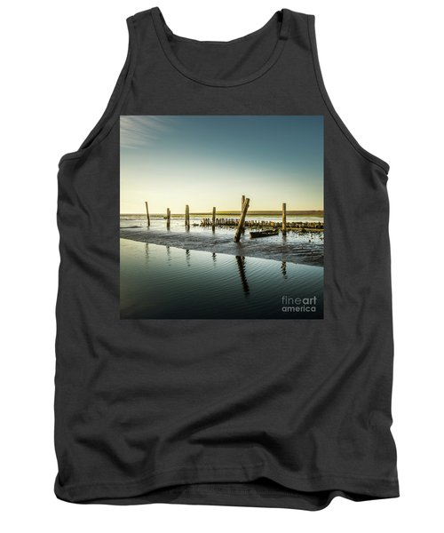Tank Top featuring the photograph Still Standing by Hannes Cmarits