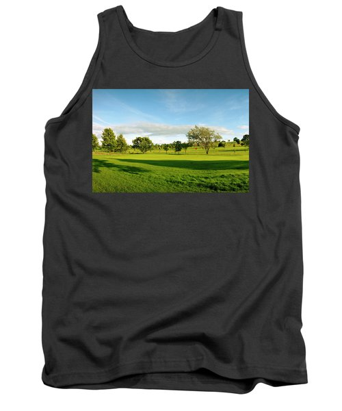 Stirling Golf Club 14th Tank Top by Jan W Faul