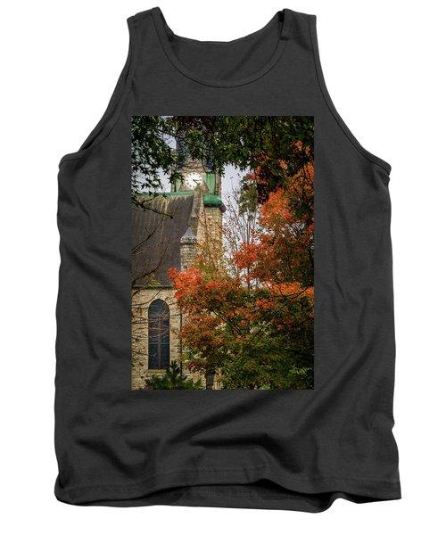 Stone Chapel Fall Tank Top