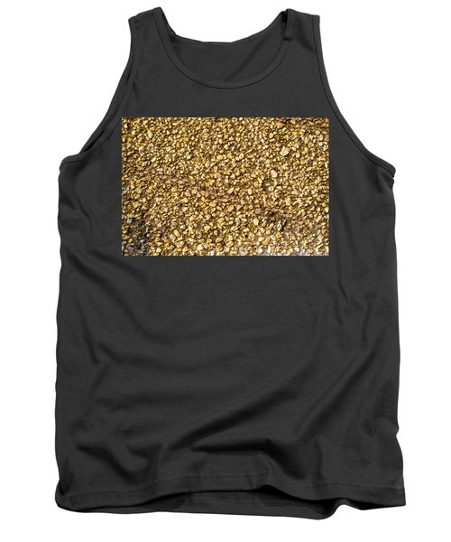 Tank Top featuring the photograph Stone Chip On A Wall by John Williams
