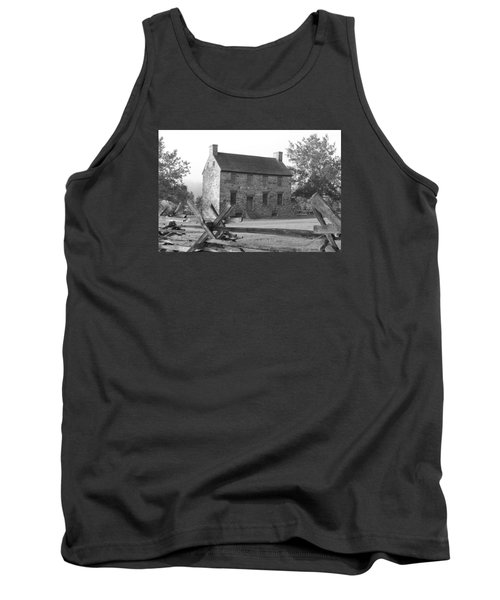 Stone House Tank Top by Heidi Poulin