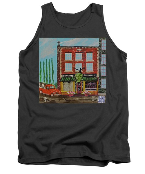 Stoneface Brewing Co. Tank Top