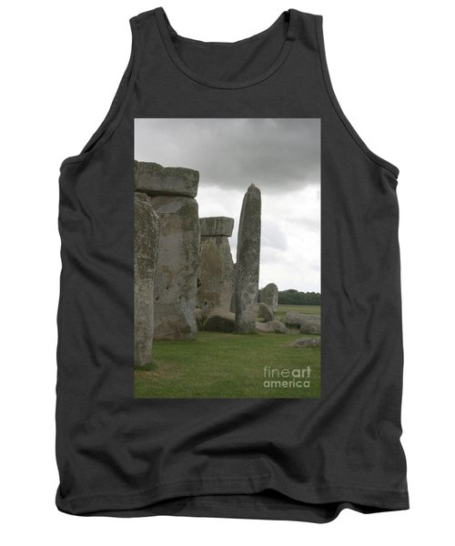 Stonehenge Side Pillars Tank Top