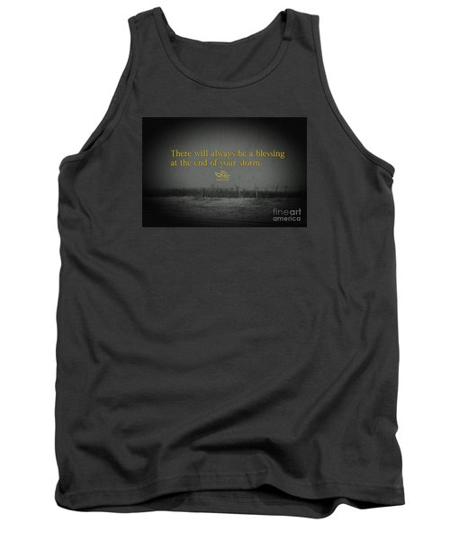 Storm Blessings Tank Top