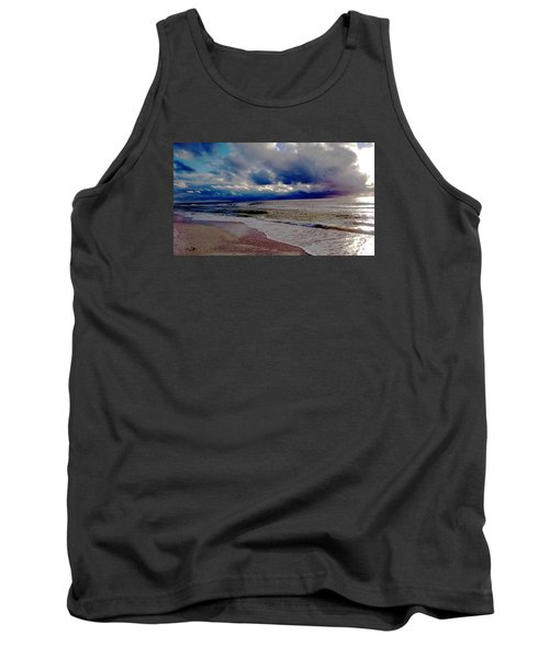 Storm Clouds Tank Top by Vicky Tarcau