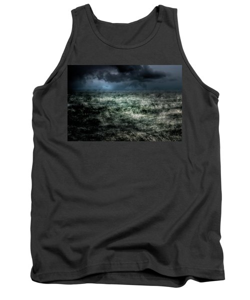 Storm On The Sound Tank Top