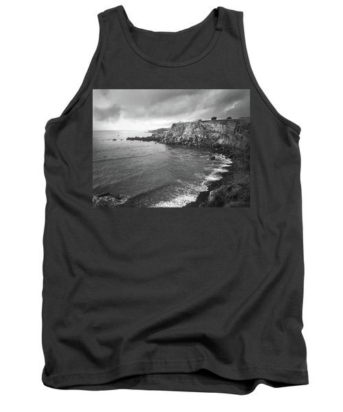 Storm Over The Eastern Shoreline Of Angra Do Heroismo Terceira Tank Top