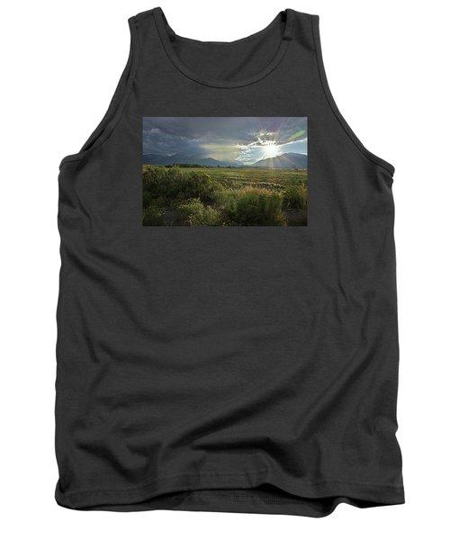 Storm Rays Tank Top by Matt Helm