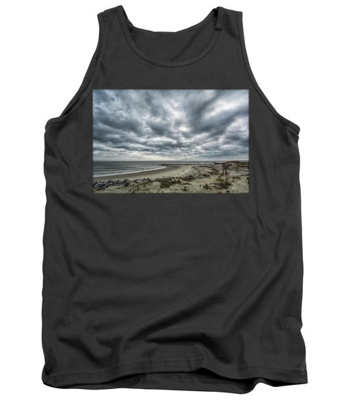 Storm Rolling In Tank Top