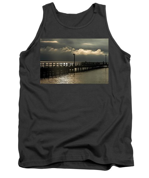 Storms Brewin' Tank Top by Clayton Bruster