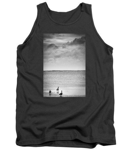 Canada Geese - Currituck Sound Tank Top