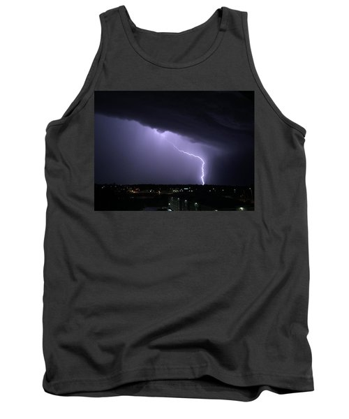 Stormy Art On The Prarie Tank Top