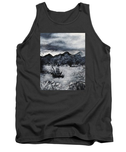 Stormy Day 2 Tank Top
