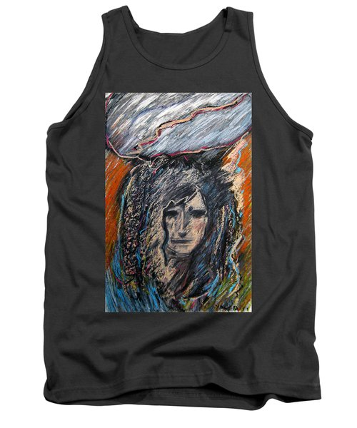 Stormy Day Tank Top