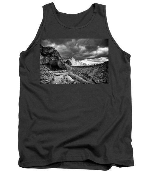 Stormy Misery Ridge  Tank Top