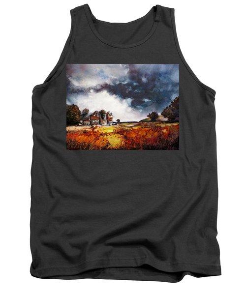 Stormy Skies Tank Top by Geni Gorani