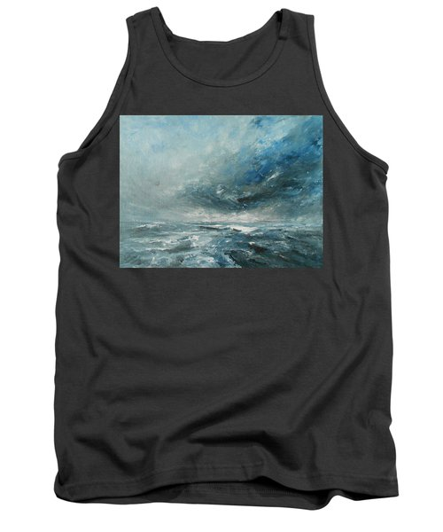 There's No Sun Up In The Sky Tank Top
