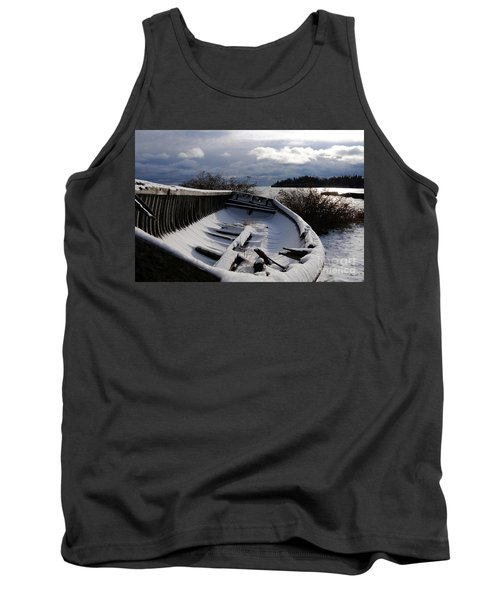 Stormy Weather Tank Top by Sandra Updyke