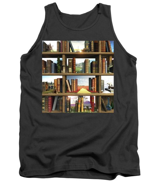 Storyworld Tank Top