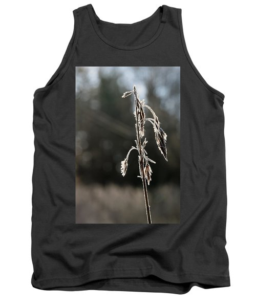 Straw In Backlight Tank Top