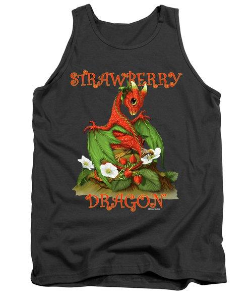 Strawberry Dragon Tank Top