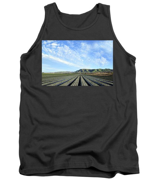 Tank Top featuring the photograph Strawberry Fields Forever 2 by Floyd Snyder