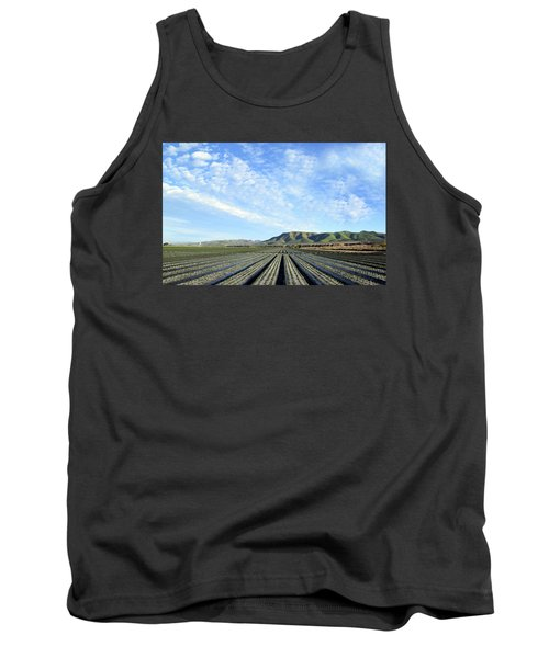 Tank Top featuring the photograph Strawberry Fields Forever 3 by Floyd Snyder