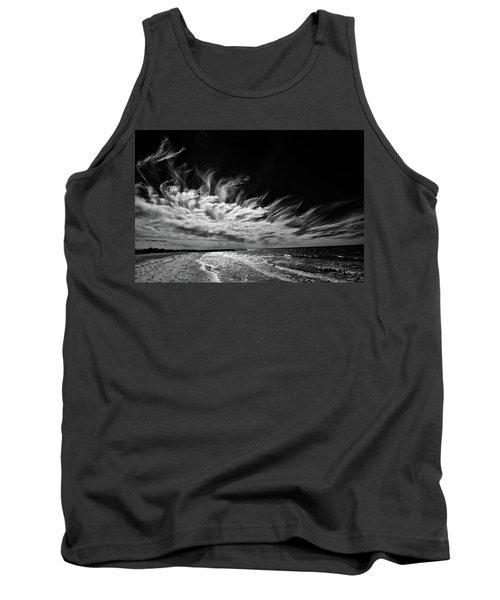 Streaming Clouds Tank Top