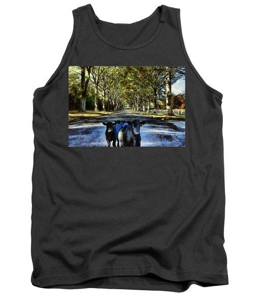 Street Cows Tank Top