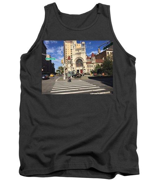 Street Crossing Tank Top