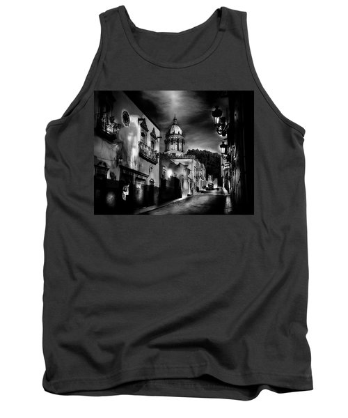 Street To The Nun's Church Tank Top
