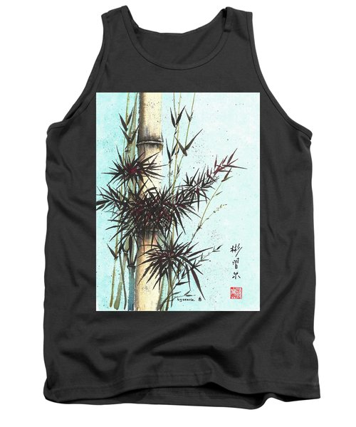 Strength Of Character Tank Top