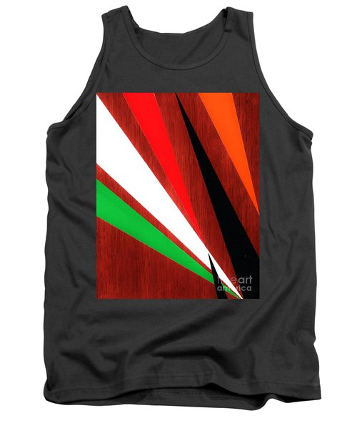 Stress Fractures  Tank Top