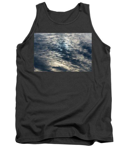 Striated Clouds Tank Top