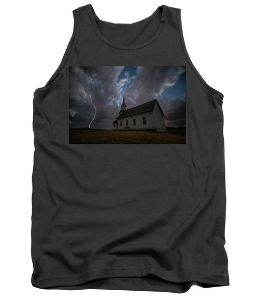 Tank Top featuring the photograph Striking  by Aaron J Groen