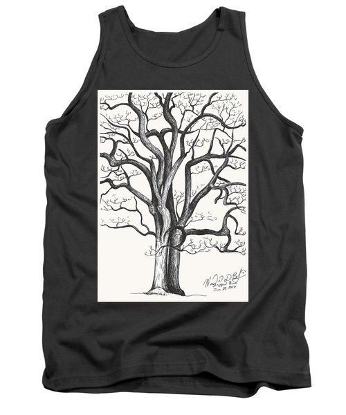 Stripped Bare Tank Top