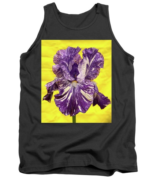 Stripped Lady Iris Tank Top