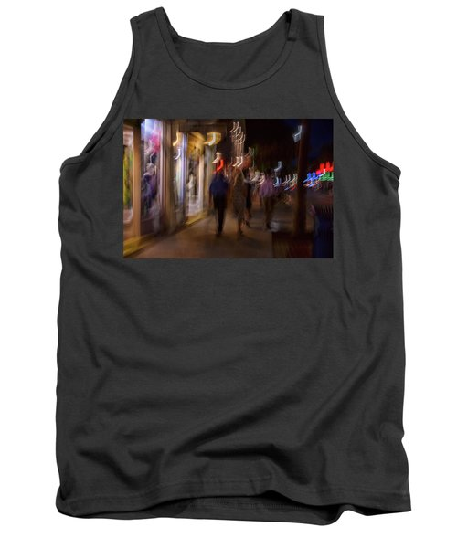 Strolling Duval Tank Top