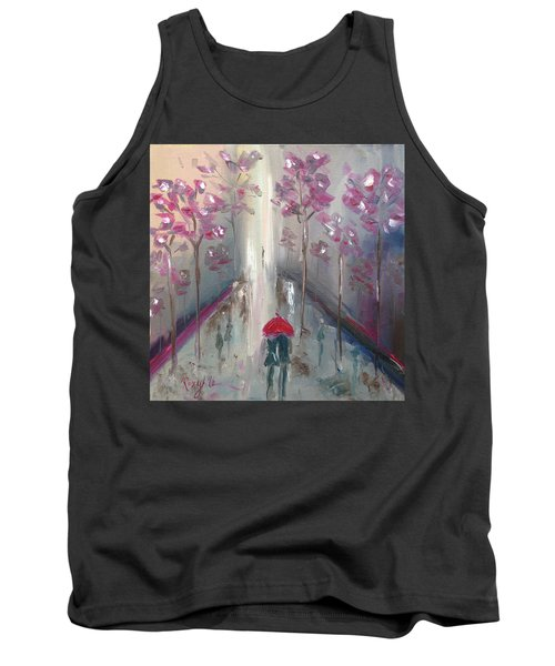 Strolling Tank Top by Roxy Rich