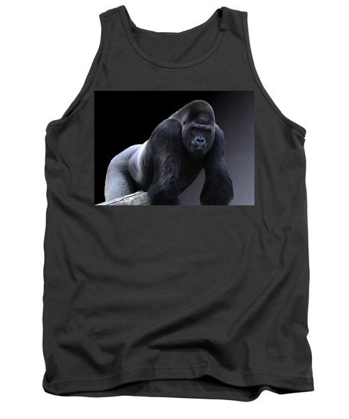 Strong Male Gorilla Tank Top