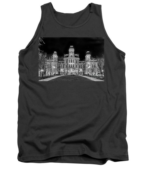 Su Hall Of Languages Tank Top
