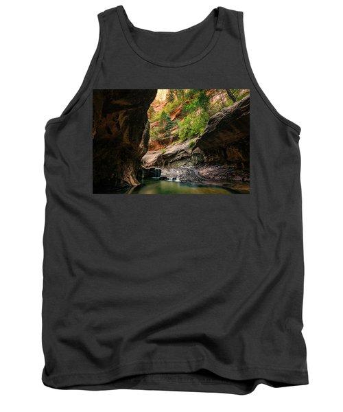 Subway Canyon Tank Top