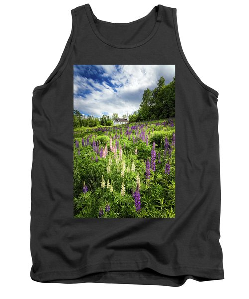 Tank Top featuring the photograph Sugar Hill by Robert Clifford