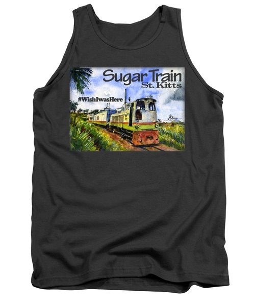 Sugar Train St. Kitts Shirt Tank Top