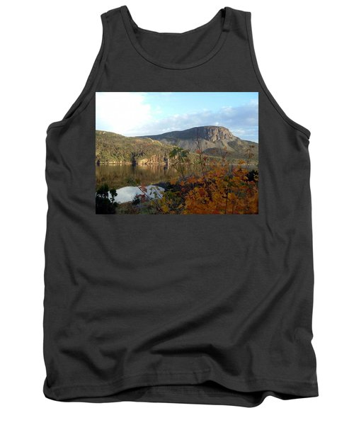 Sugarloaf Hill In Autumn Tank Top by Barbara Griffin
