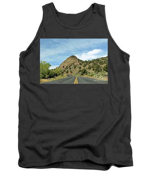 Tank Top featuring the photograph Sugarloaf Mountain In Six Mile Canyon by Benanne Stiens