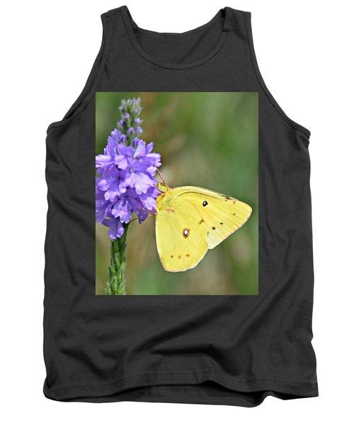 Sulfur Butterfly Tank Top