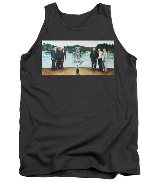 Sully Tank Top by Steve Hunter