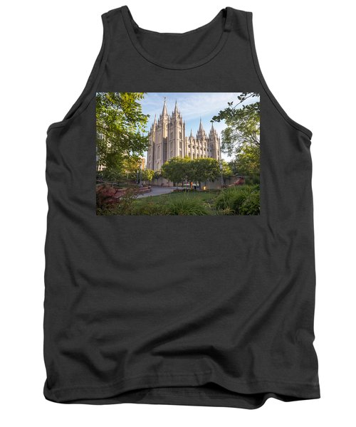 Summer At Temple Square Tank Top