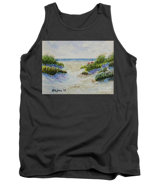 Summer Beach Tank Top